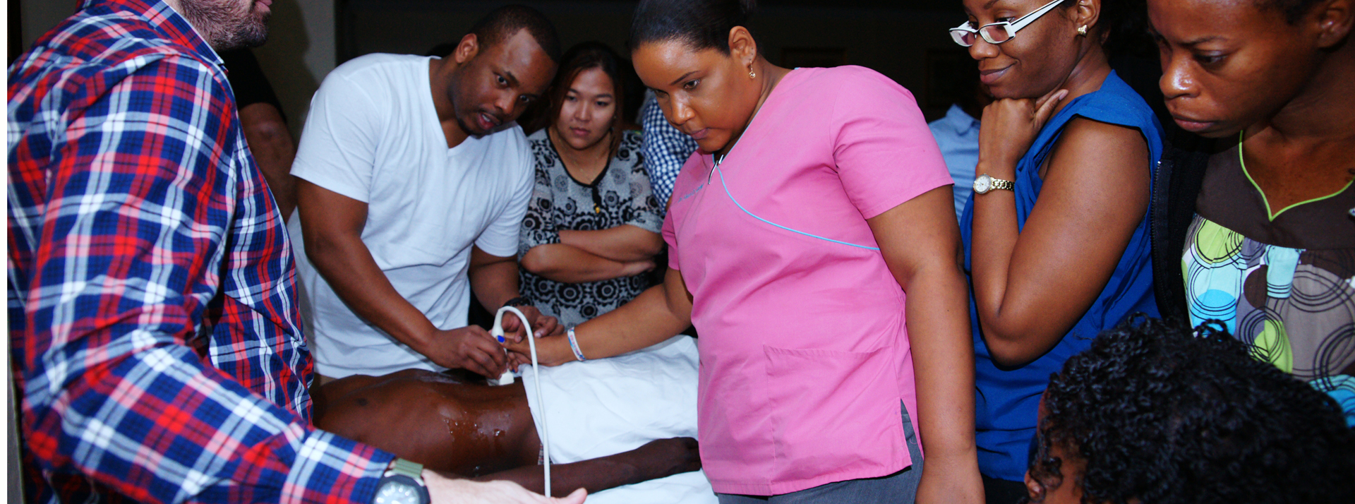 Training Doctors In Jamaica's Public Hospitals To Delivery Quality Healthcare